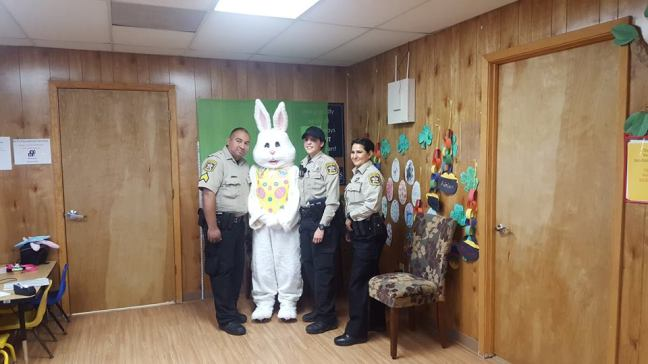 Easter bunny with cops.jpg